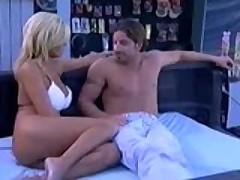 Jill Kelly doesn't get her cum