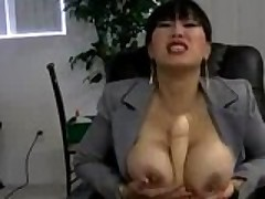 This MILF is looking for a new office