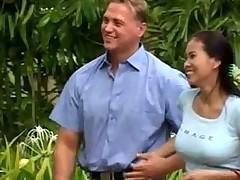 Nancy Ho has Enormous Tits
