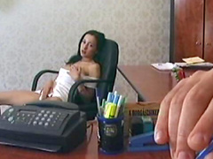 Vagina opened by older man