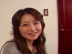Misa yuki tastes that nice dick with smile