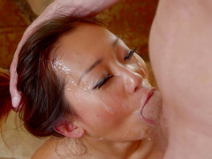 Mark Wood fucks with Asian whore Alina Lee
