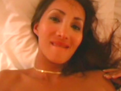 Amateur Asian Katsuni fuck in pov scene