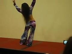 Alla Kushnir hawt Stomach Dance part 13