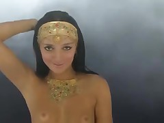 Arabic porn movies show a group of exotic dancers