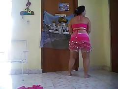 Hot Arabic Abdomen Dancing 4