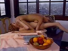 Lesbian cuties enjoy cunt licking fun in 69 position