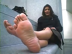 Greater Amount stink indian soles