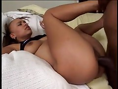 Jade gettting pussy ding-dong stuffed