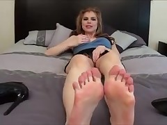 you love feet
