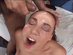 Delilah Powerful Creamy Bukkake