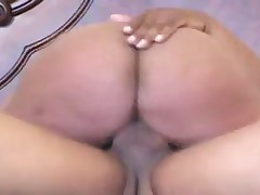 Sexy Ebon Older Mastix on command