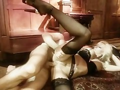 Michelle Thorne dark nylons sex