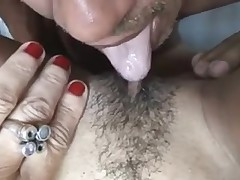 Charming older Brazilian mama sex lia