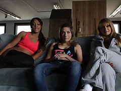 Lea Lexus, Leilani Leeanne & Lia Lor, part 1