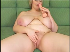 big beautiful woman Mama Orall-Service and Fucking Darksome Ramrod