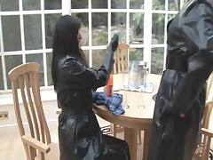SOPHISTICATED RUBBER FETISH LADIES