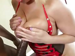 Breasty Large Arse mother I'd like to fuck Mellanie Monroe