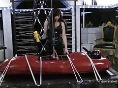 The Rubber Bag - Beneath Total Control!