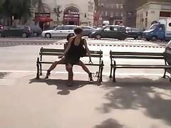 Public Domination in Budapest - Cireman