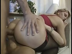 Laure Valois and her enchanting bushy! great anal....