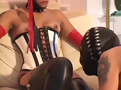 Latex Anal Slut Sunshine