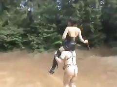riding Female-Dom