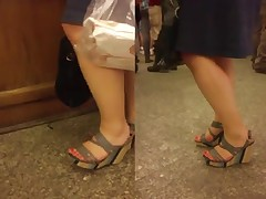 Candid Hawt Feet & Shoes collection