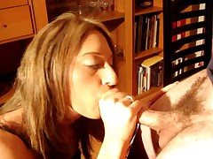Cock hungry sexy French babe gets the dick she needs