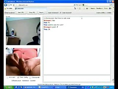 dick in livecam show