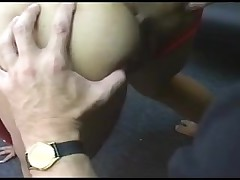 Indian belly dancer with natural melons gets fucked