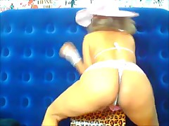 Deusa da web sua stripper virtual