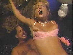 Cock sucking and fucking on this hot classic porn film