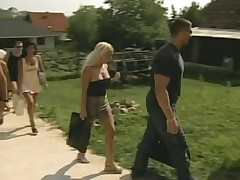ambisexual fucking outdoors