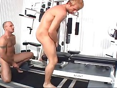 That Babe Caught 'em Working Out
