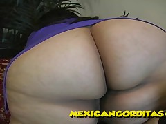 ALONDRA ACQUIRES CREAMPIED ON MEXICANGORDITAS.COM