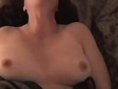 Horny housewife gets it good
