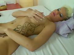 Scarlet Juvenile - three porn scenes with oral
