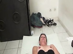 Granny fucks young guy and her husband