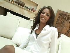 Astounding Jade Davin Squirting. Anal