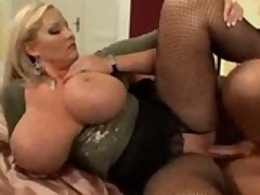 Laura & Her MASSIVE Tits