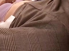 Lovely Japanese whore gets fucked from behind