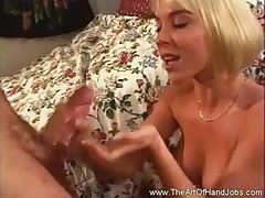 Hot Woman Wow Tugjob