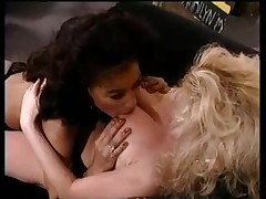 Two sweet retro lesbians having their cunts licked hard