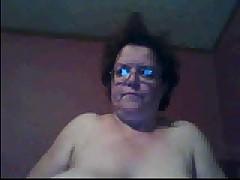 54 years old in webcam
