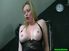 holly kiss takes the machines