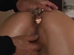 Massage Big O Anal & Vibe 1