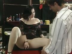 Im Sex-Shop
