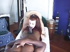 Deepthroat Queen Bobbi Bliss Gives Great Blowjobs