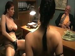 Ashley Robbins Lesbian Show